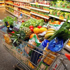 Магазины продуктов Ливнов