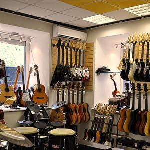 Музыкальные магазины Ливнов