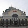 Железнодорожные вокзалы в Ливнах