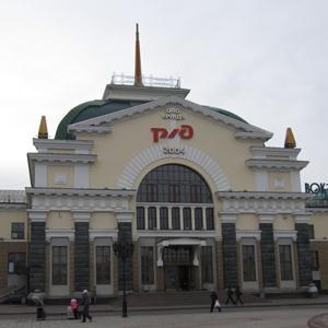 Железнодорожные вокзалы Ливнов